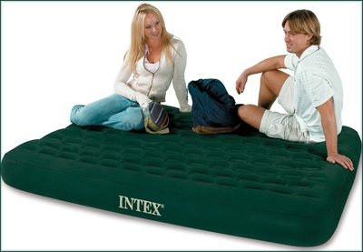 Inflatable   Pump on Camping And Inflatable Guest Bed Air Beds Uk