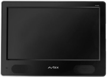 Avtex W164TR 12 volt tv front view