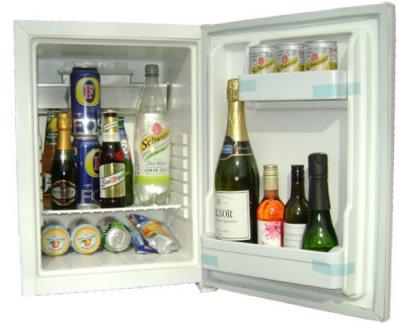 Bruhne Silent Mini Refrigerators Minibars Table Top Fridges - Small table top refrigerator