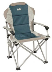 Blue Royal Commander Camp Chair
