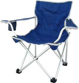 Hunter Lightweight Folding Chair With Cup Holder
