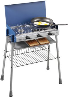 Camping Chef Plus camping Gaz cooker stove and grill