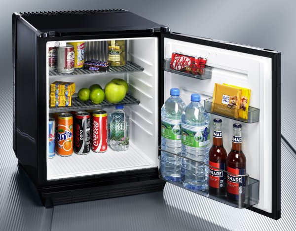 Open mini fridge images pictures becuo - How to make a small fridge ...