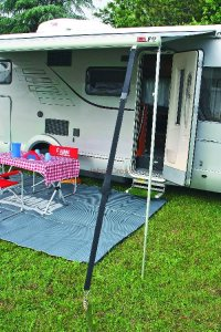 Fiamma Tie Down Kit Type S keeping your awning safe from wind damage