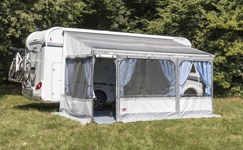 Fiamma Privacy Room For F45 And F45i Light Motorhome Awnings UK