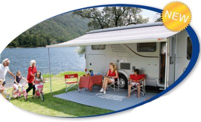 Fiamma Awnings - Motor Plus Motorhomes | New  Used Motorhomes