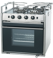 SMEV CU433 Moonlight Motorhome Cooker