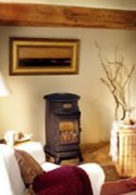The provence gas heater an elegant addition to any home