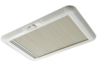 Seitz Heki 3 Plus motorhome rooflight closed