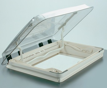 Seitz Midi Heki Caravan Rooflight with Ventilation