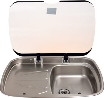 Caravan cookers hobs sinks for motorhomes volkswagen t4 t5 campers spinflo argent sink workwithnaturefo