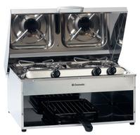 Dometic 2 burner and grill ref 88-ZF