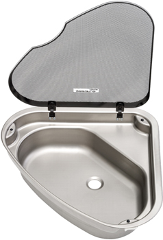 Spinflo triangle Sink