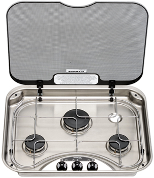 spinflo cooker hob