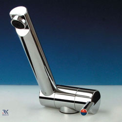 The Reich Trend A caravan Mixer Tap has a 27mm hole size