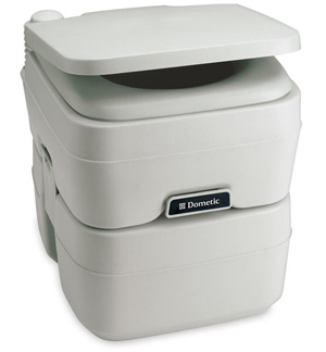 Dometic 966 budget portable chemical camping toilet