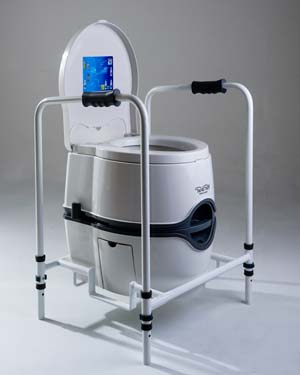 Portable toilet Thetford Porta Potti camping toilets UK