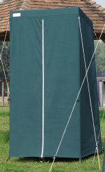 C&ing toilet tent single in cotton & Camping Toilet Utility Tents UK