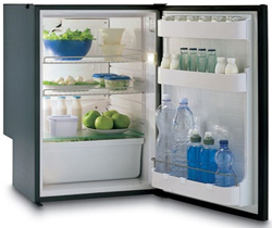 Vitrifrigo stepped fridge