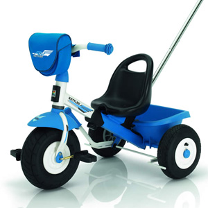 Kettler Blue Top Trike Air Fly kids tricycle