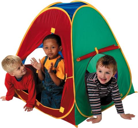 Childrens pop up play tent super den  sc 1 st  Jacksons-C&ing & Kids pop up play tents and childrens beach sun shelters