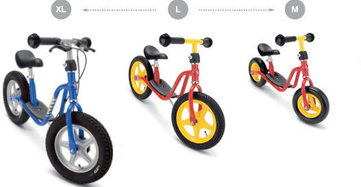 Puky Balance Bike Childrens Learner Bikes Uk