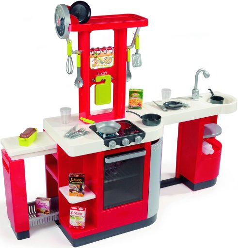Smoby kitchens for Cuisine loft
