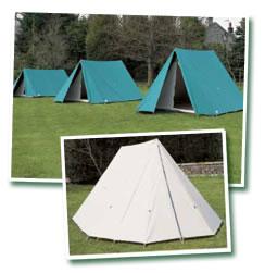 Task Force Ridge Tent Contents  sc 1 st  Jacksons-C&ing & Relum Task Force cotton ridge tents UK