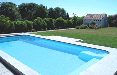 Skymirror One piece swimming DIY pools