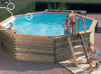 Above Ground Swimming Pools Uk