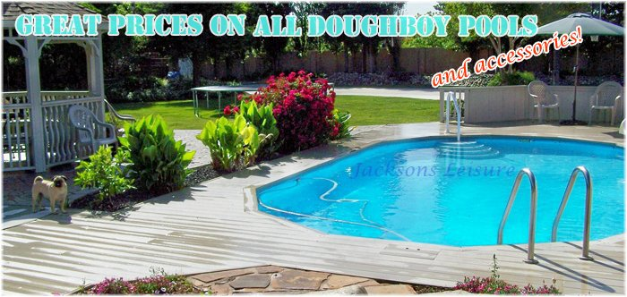 Doughboy pools and accessories UK