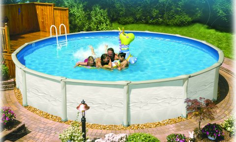 Vogue above ground swimming pools