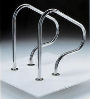 Swimming Pool Grab Rails