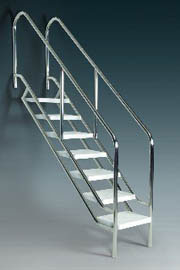 Disabled Access Swimming Pool Ladders
