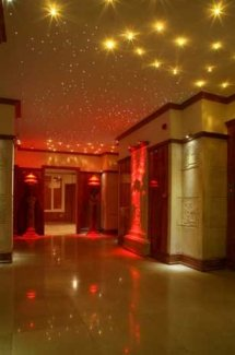 Fibre Optic Decorative Lights Crystal Ceiling Lighting Kit
