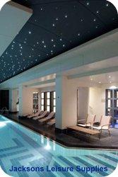 Fibre optic star ceiling kit in swimming pool settingFibre optic light kits. Fibre Optic Ceiling Lights Uk. Home Design Ideas
