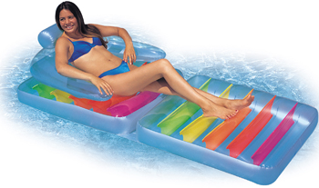 Captivating Intex Folding Inflatable Pool Chair Intex Folding Inflatable Pool Lounger