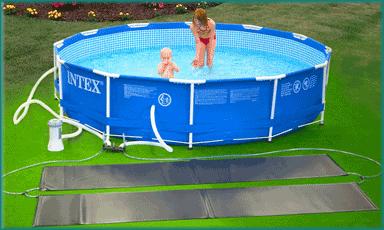El Nino Solar Heating For Swimming Pools