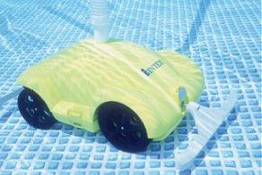 Intex above ground swimming pools uk