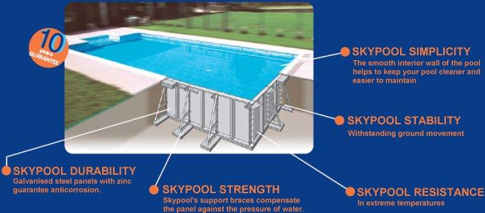 Skypool Diy Swimming Pools Uk