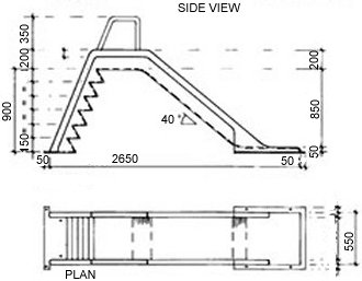 Sr Smith Swimming Pool Slides And Flumes Uk